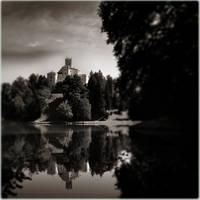 Sleeping Beauty Castle by spare-bibo