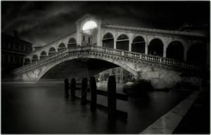 Rialto Bridge by spare-bibo