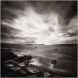 dark beach by spare-bibo