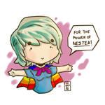 Raffle Price: natsuki._cosplay by LeSardine