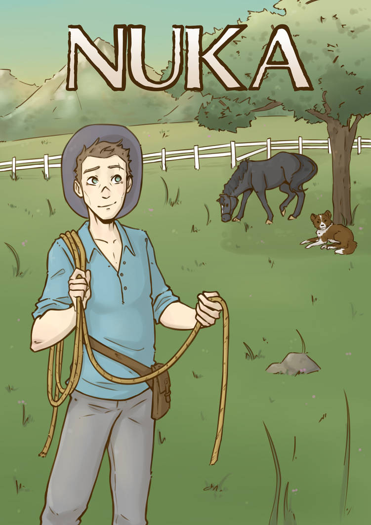 Nuka Cover by LeSardine