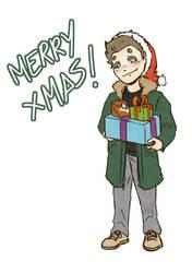 Merry Christmas! (Nuka Version) by LeSardine