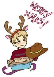 Merry Christmas (Milo Version) by LeSardine