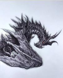 Alduin sketch