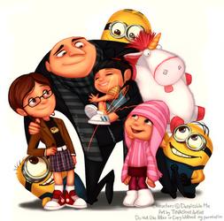 Family Tree by TINAciousArtist