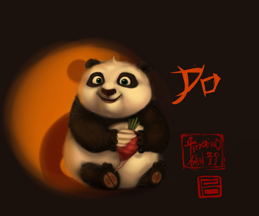 Kung Fu Panda Po Cute Download