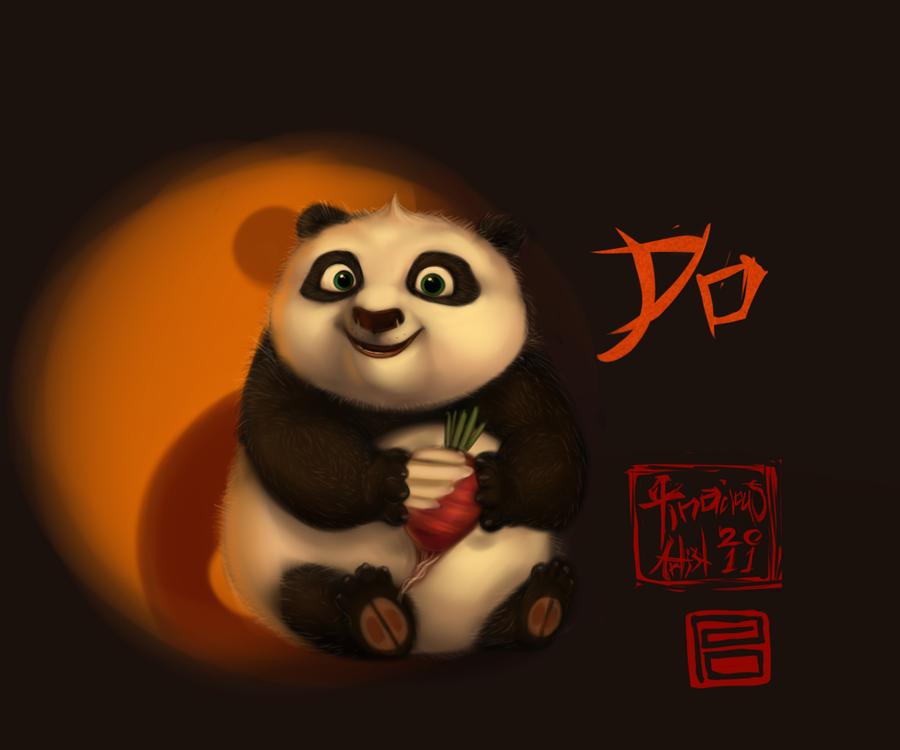 What Genre Is Warriors Into The Wild: Kung Fu Panda Po Eating Dumplings
