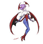 Lilith by tamtamdi