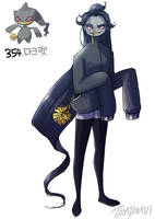 354.Banette by tamtamdi