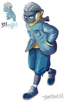 371.Bagon by tamtamdi