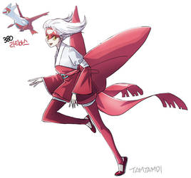 380.Latias by tamtamdi