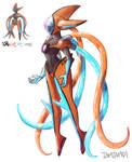 386.Deoxys(Attack Forme)