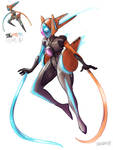 386.Deoxys(Speed Forme)
