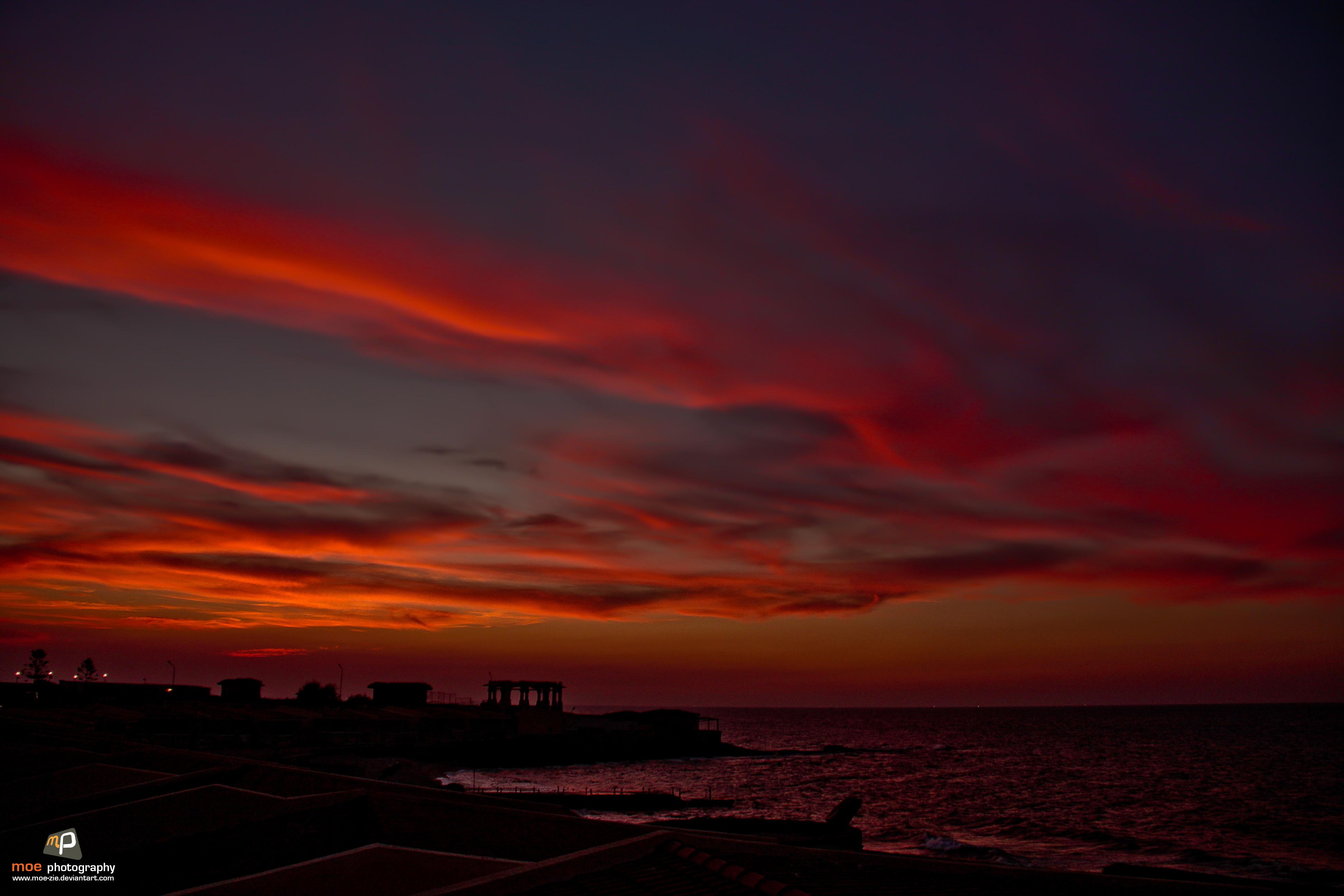 sunset sky vol3brilliant - photo #20