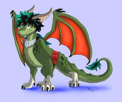 Midoriya Dragon