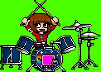 My Kim Pine Drum Sprite