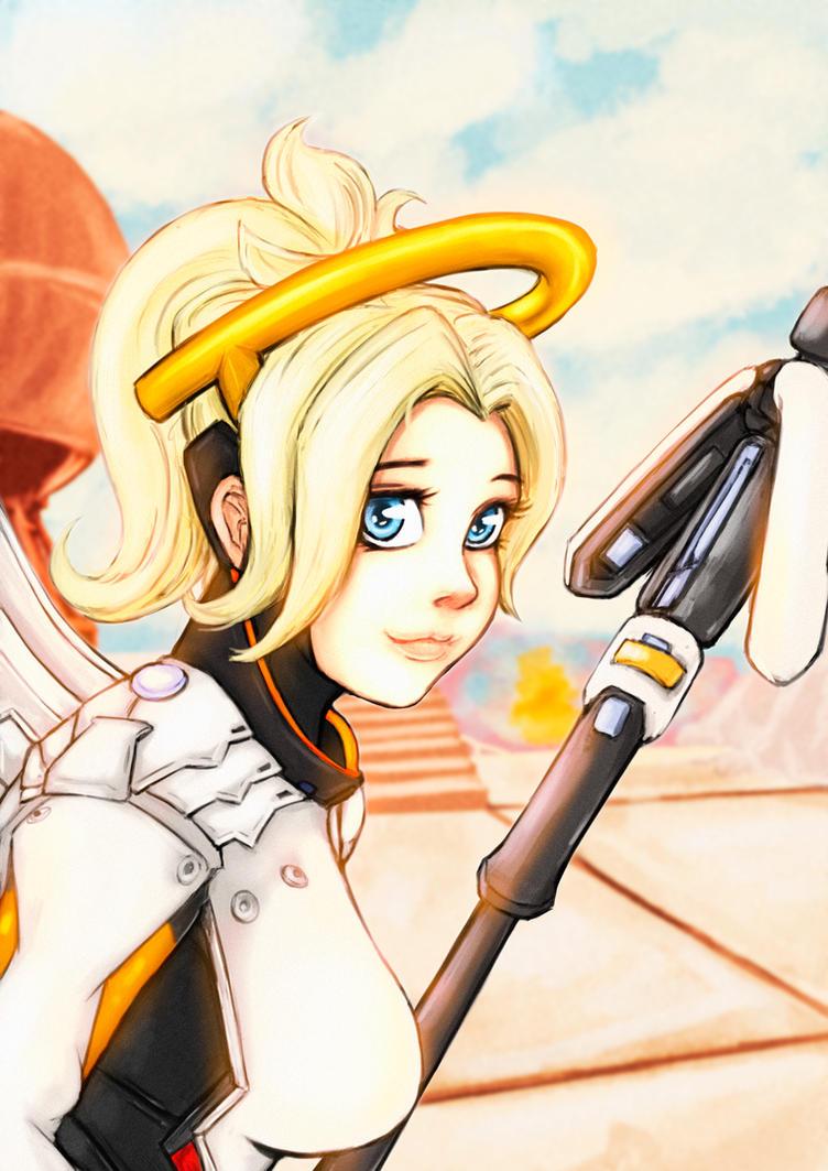 Mercy by Alcor90