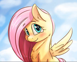 Fluttershy by Alcor90