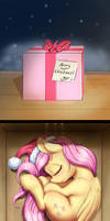 Merry Christmas EveryPony! by Alcor90