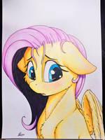 Fluttershy by Alcor90