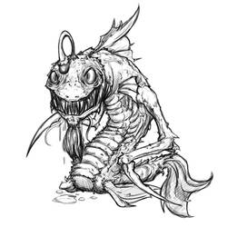 Concept Monster by Alcor90