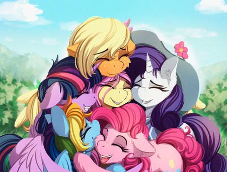 Hugs ^^