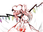 Flandre : another sketch