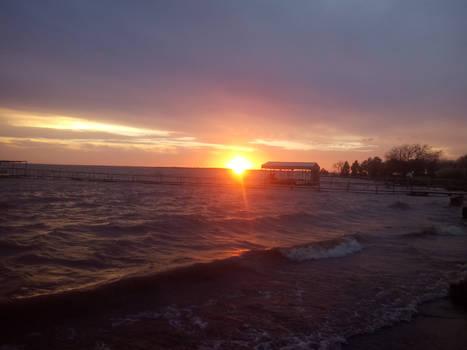 Sunset 03/09/2021