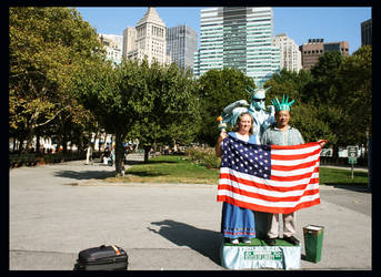 New York by grunge-dadada