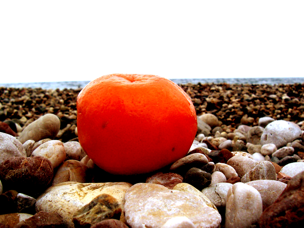 a tangerine a day