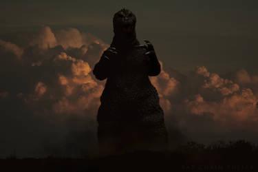 Godzilla 1964 by Garudas