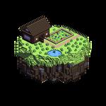 Isometric Pixel Island