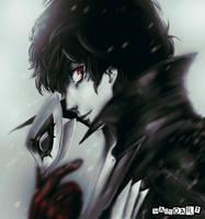 Persona 5 by MassoArt