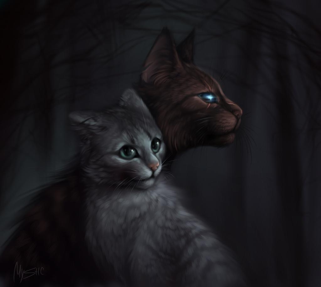 Warrior Cats Hawkfrost