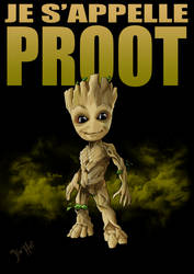Je s'appelle PROOT by Jimmy-Rogon
