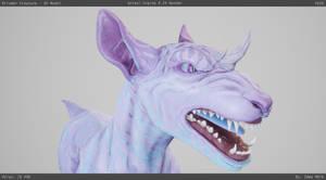 Prizmer 3D Model - Close up