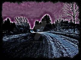 Purple Sky Art