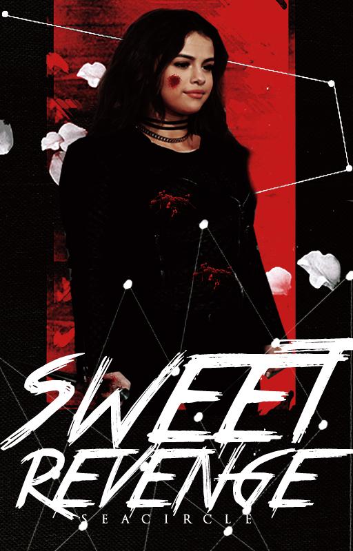 Sweet revenge - Wattpad Cover by Queenmorgan