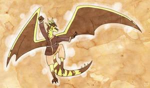 Tsavo the Wind Demon