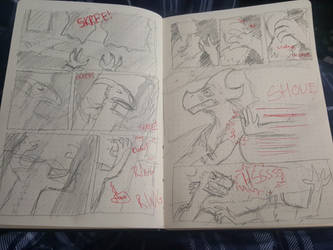Page Sketch Preview