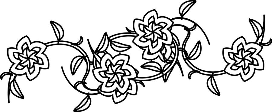 Floral Decoration floral decorationradisty on deviantart