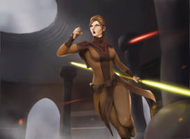 star wars character commission by radisty