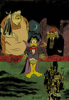 Count Duckula by DiegoTripodi