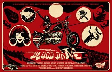 Blood Drive by DiegoTripodi