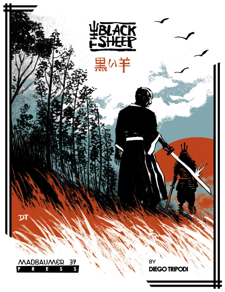 The black sheep by DiegoTripodi