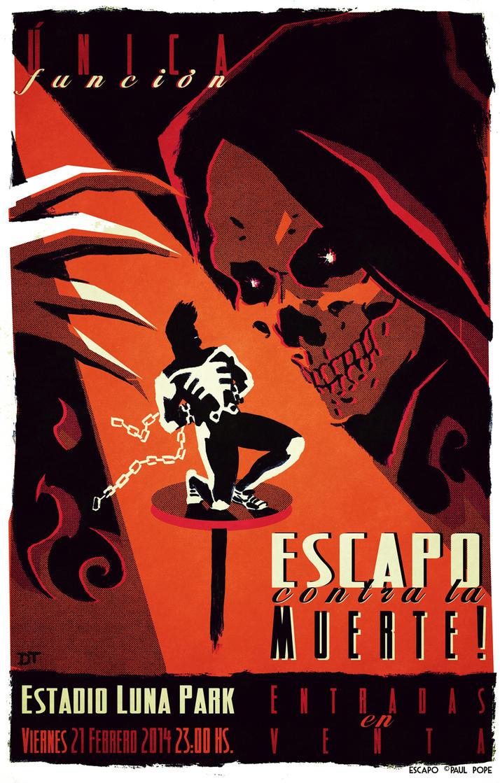 Escapo by DiegoTripodi