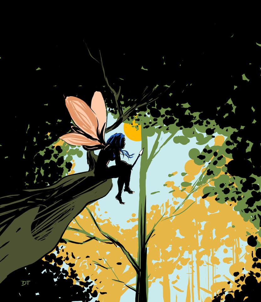 Fairy by DiegoTripodi