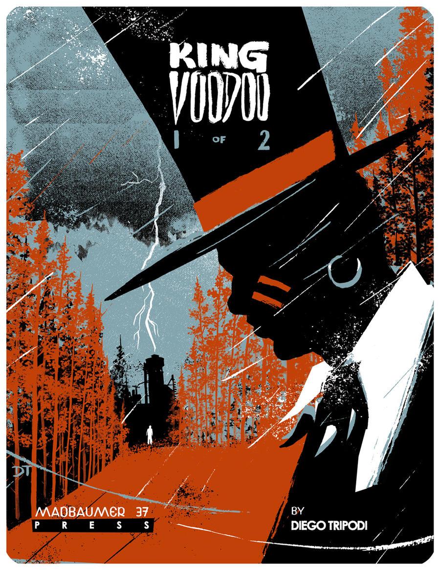 King Voodoo by DiegoTripodi