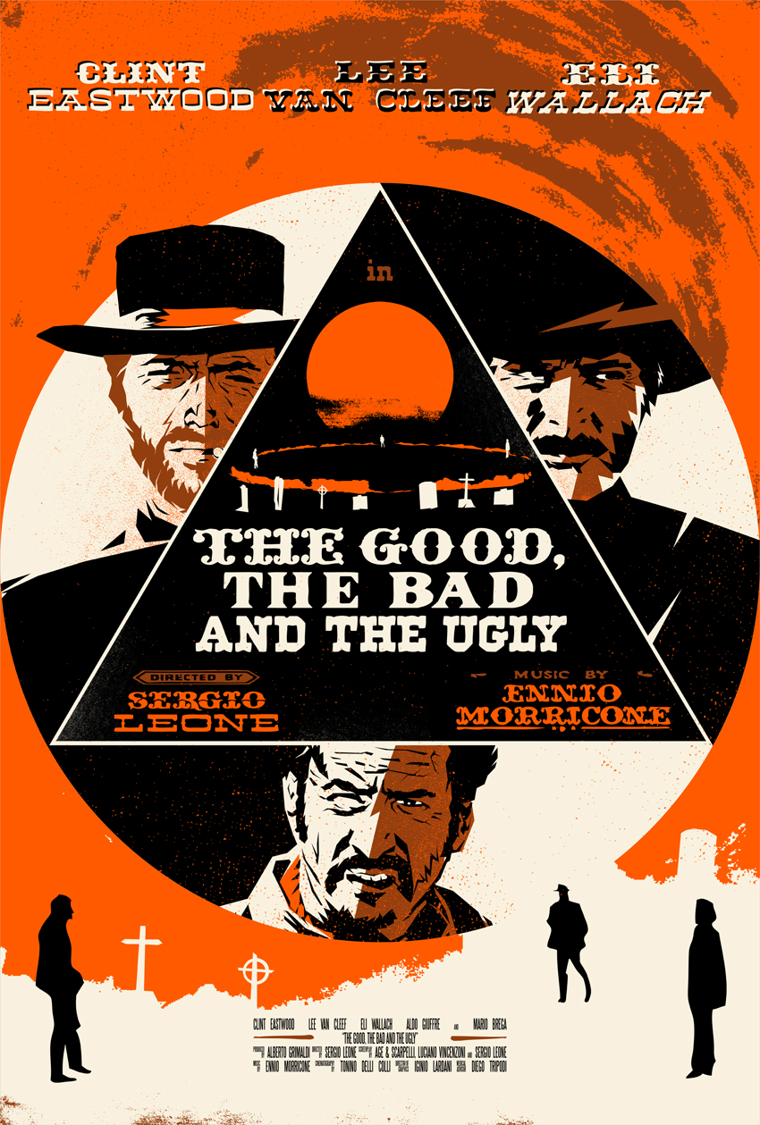 The good the bad and the ugly art