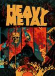 Heavy Metal magazine cover contest